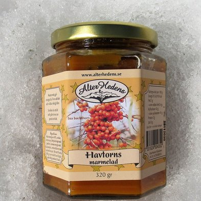 "Marmelad ""Havtorn"""