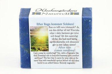 "Naturtvål ""Efter Regn Kommer Solsken"""