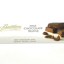 "Chokladbar ""Milk Chocolate Truffle"""