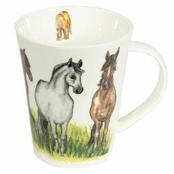 """Mugg """"Häst"""""""