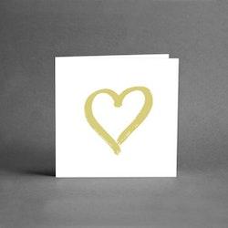 Hjärta guld