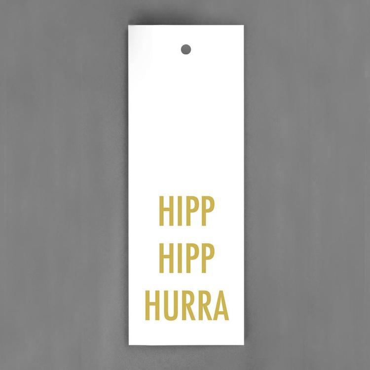 Hipp hipp hurra