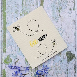 """Disktrasa """"Bee Happy"""""""