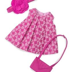 """Klädset """"Rose Garden"""" för Rubens barn Cutie"""