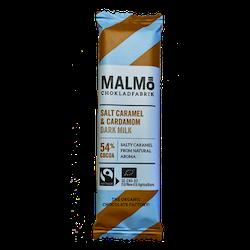 "Malmö Choklad Bar ""Salt karamell och kardemumma"""