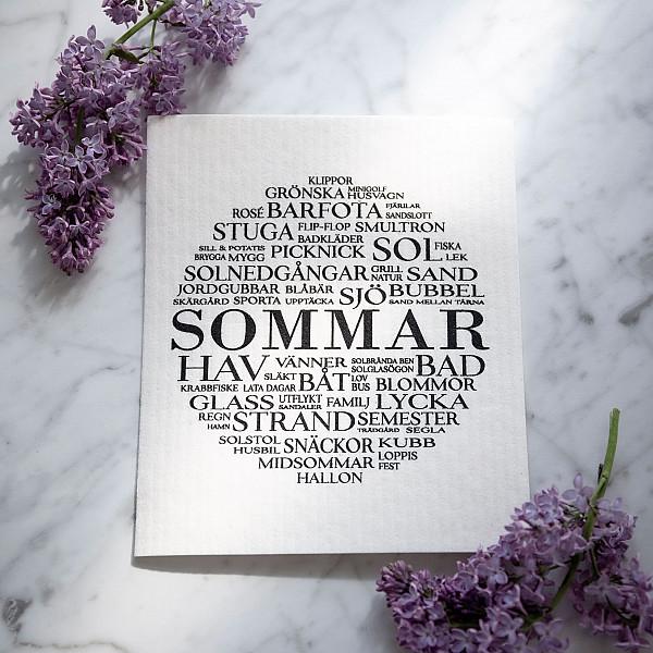 """Disktrasa """"Sommar"""""""