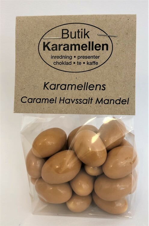 Karamellens Caramel Havssalt Mandel