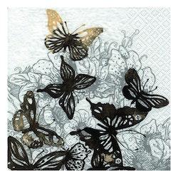 """Servett """"Fjärilar"""""""