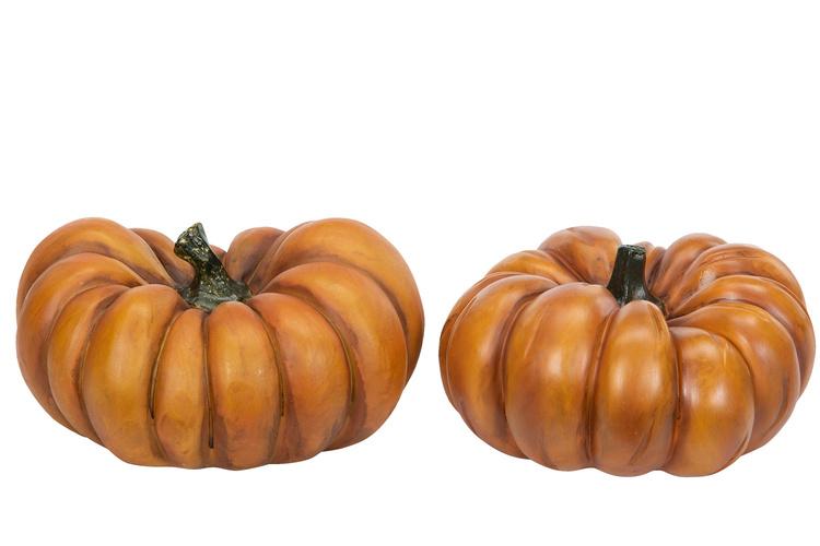 Pumpa 20 cm orange