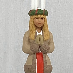 Lucia, liten - 20 cm