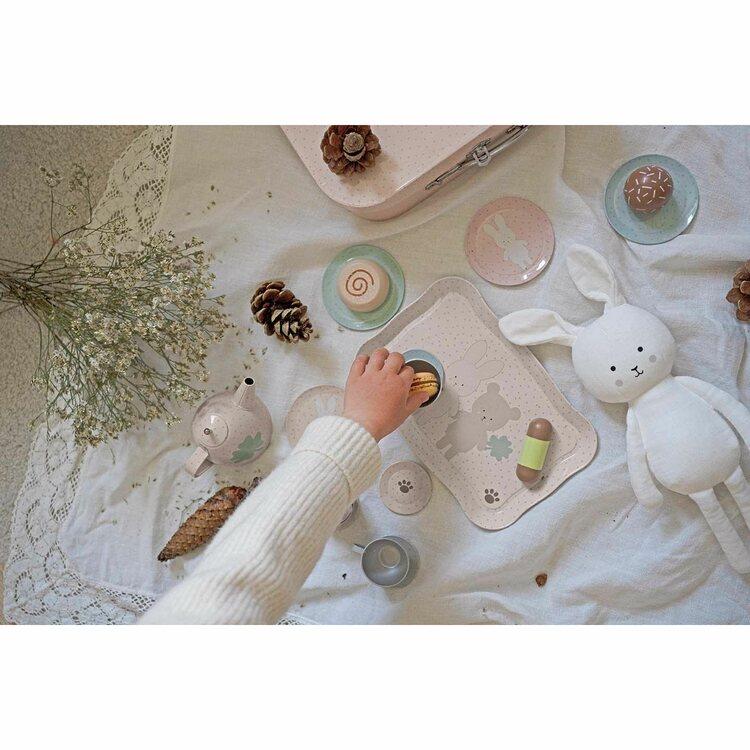 Teservis Teddy & Bunny