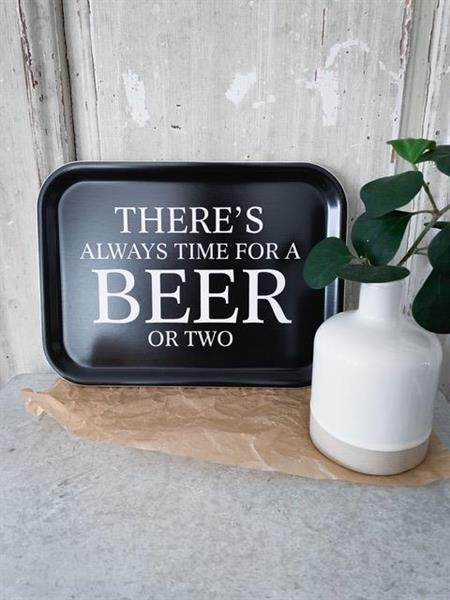 """Bricka """"There's Always Time For A Beer"""""""