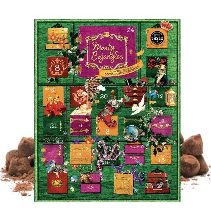 Chokladkalender Monty Bojangles
