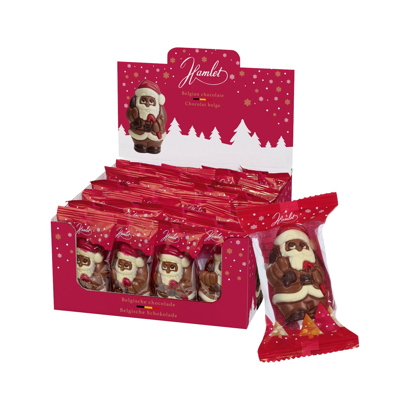Santa chokladtomte