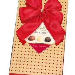 Chokladkartong Guld