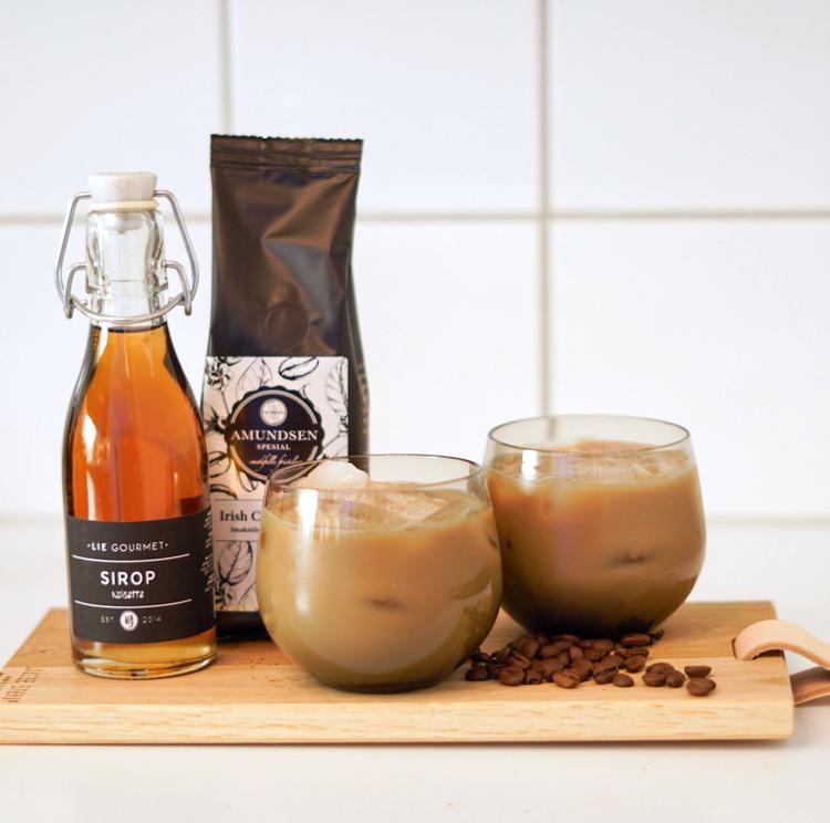 Irish Cream kaffe