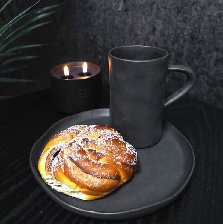 Louise Smærup Keramikk Tallerken Liten