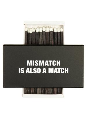 Gavepakke - Mismatch is also a match