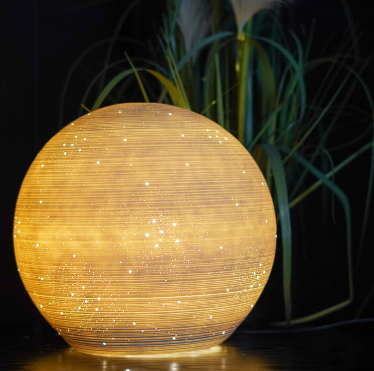 Bord lampe Planetarium