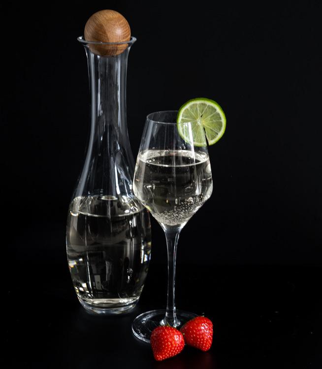 Nature vin/vannkaraffel