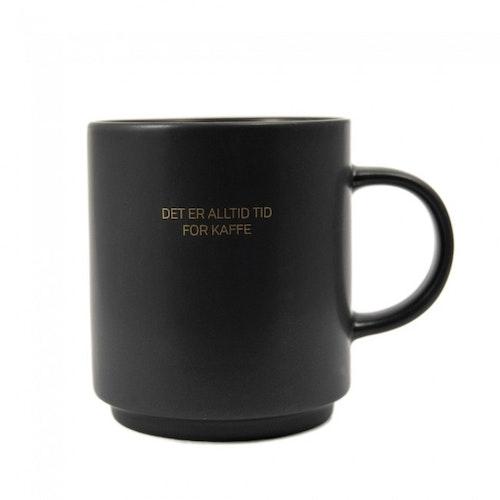 Kopp - Tid for kaffe
