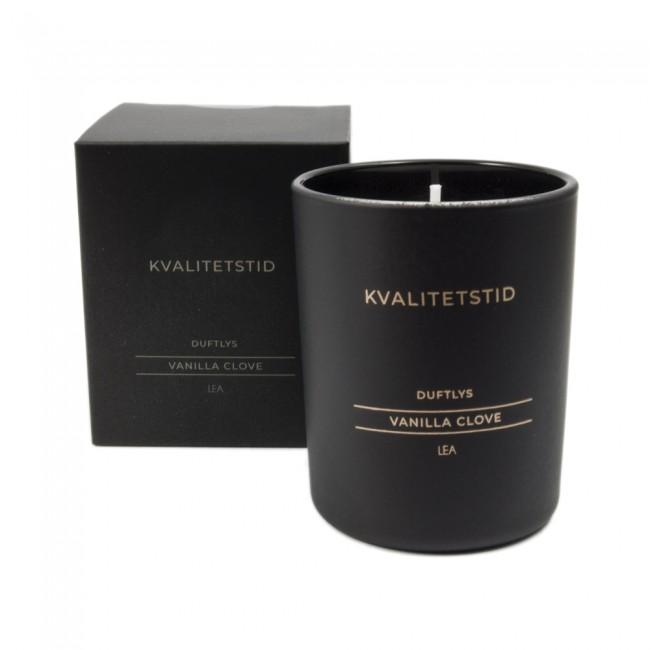 Duftlys Vanilla Clove - Kvalitetstid