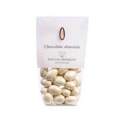 Mandel m/sjokolade - Elfenben