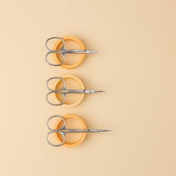 Staleks Expert Line - Curved Manicure Scissor