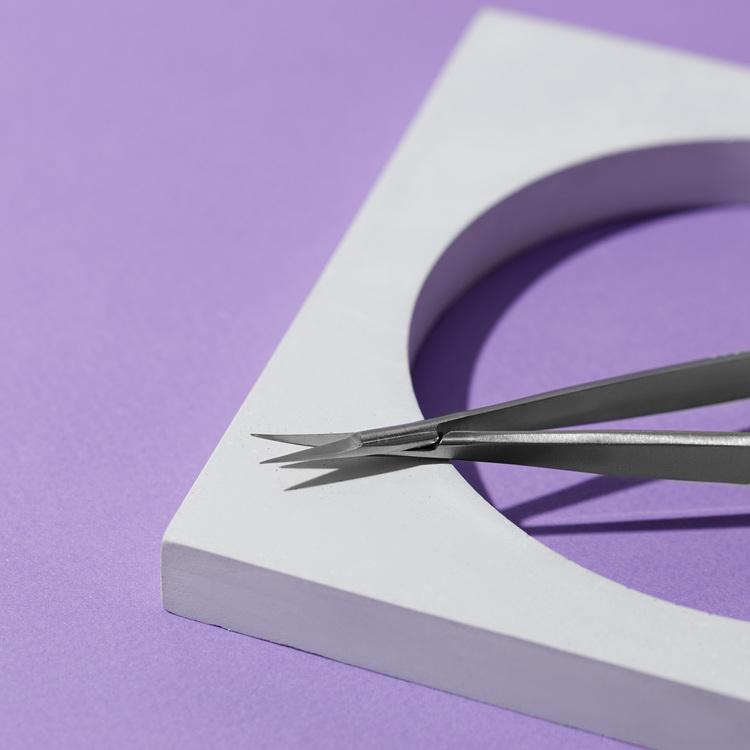 Staleks Expert Line - Micro Manicure Scissor Extra Precision
