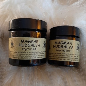 Magmar Hudsalva 60 ml Vegetabilisk