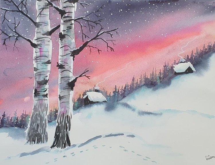Vinterns färger