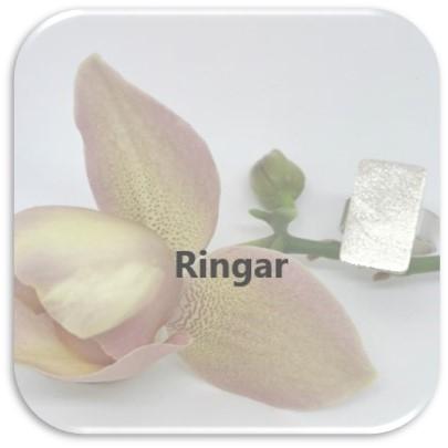 Ringar - Silver by Titti