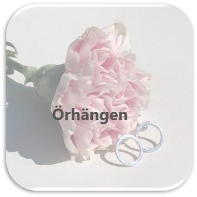 Örhängen - Silver by Titti