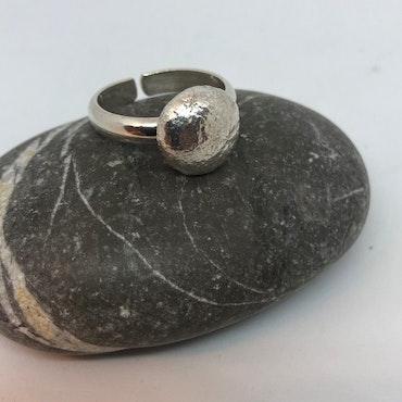 Stor silverkula