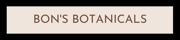 Bon's Botanicals - Fröken Grön's