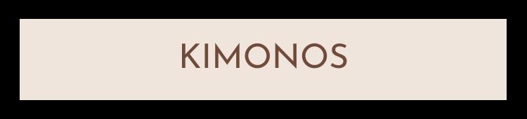 Kimonos - Fröken Grön's