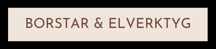Borstar & Elverktyg - Fröken Grön's
