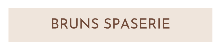 BRUNS Spaserie - Fröken Grön's