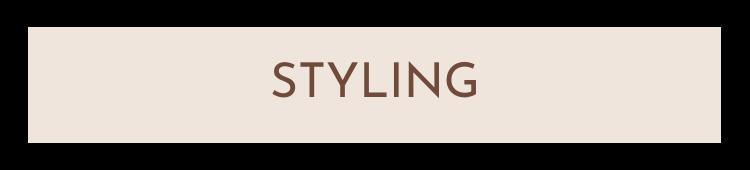 Styling - Fröken Grön's