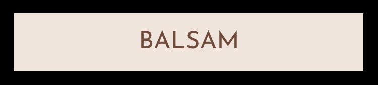 Balsam - Fröken Grön's