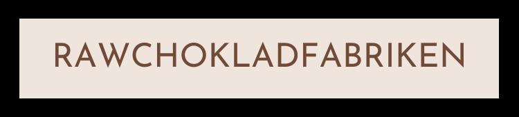Rawchokladfabriken - Fröken Grön's