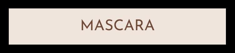 Mascara - Fröken Grön's