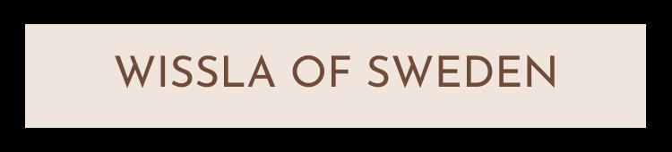Wissla of Sweden - Fröken Grön's