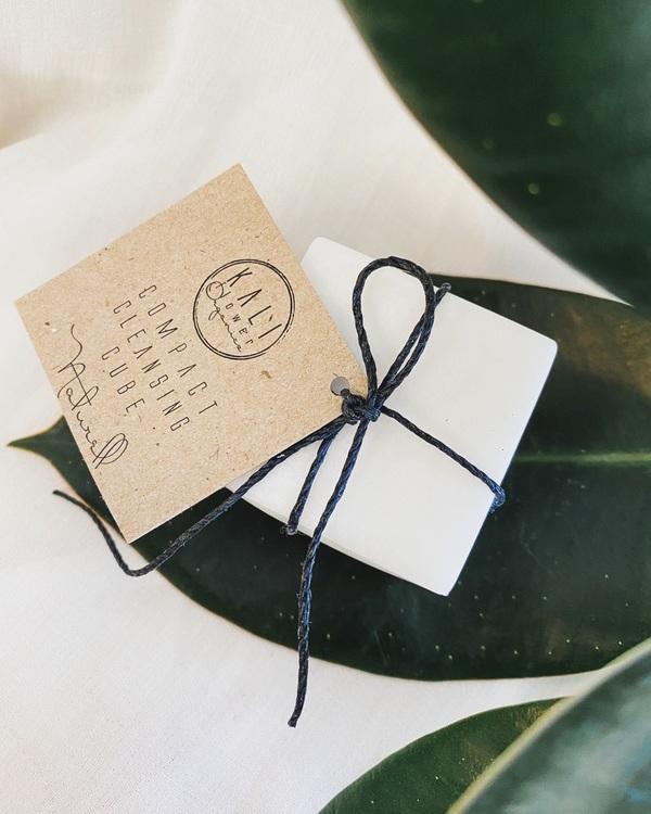 KaliFlower Organics - Kompakt kokoskub för städ, disk & tvätt
