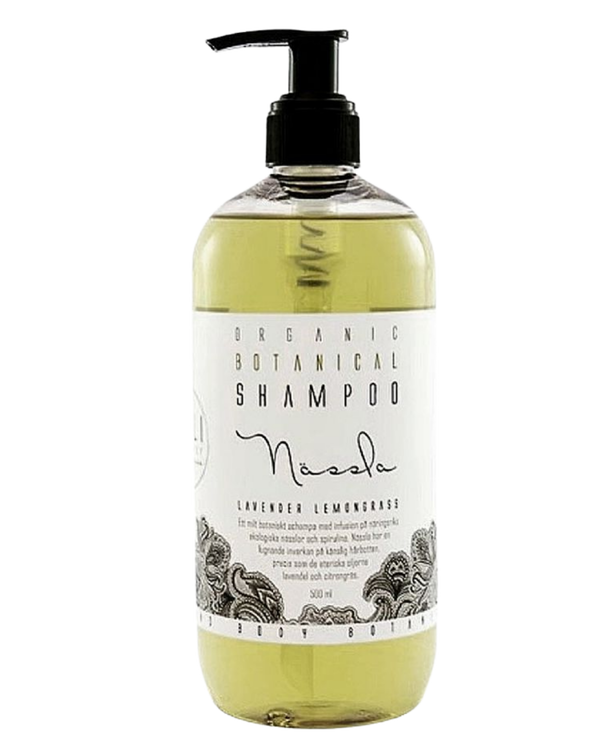 KaliFlower Organics Schampo Nässla - Lavendel & Citrongräs