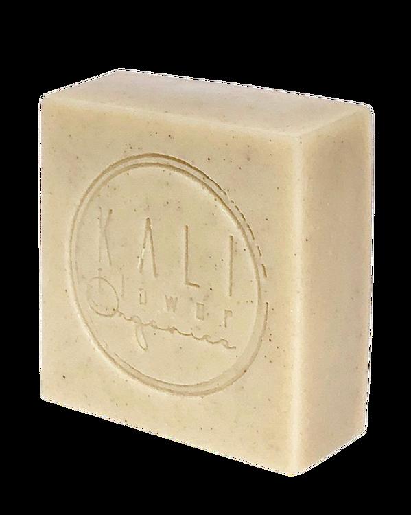 KaliFlower Organics - Ekologisk handgjord tvål - Rasul Lava Clay &  Vetiver