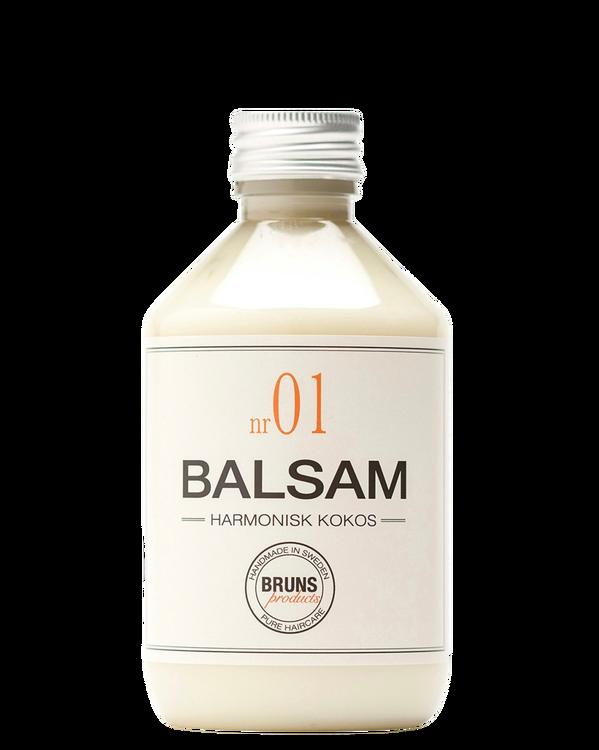 BRUNS - Balsam nr. 01 - Harmonisk kokos