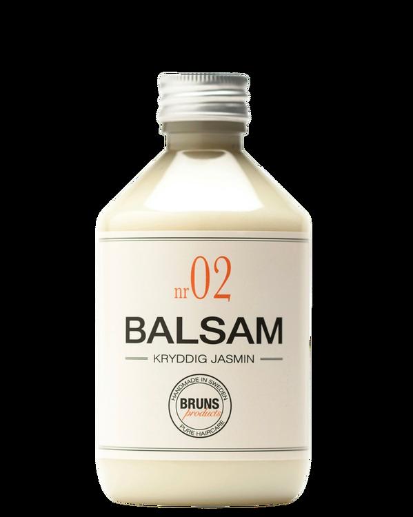 BRUNS - Balsam nr. 02 - Kryddig Jasmine