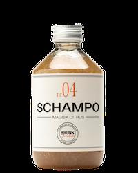 BRUNS - Schampo nr. 04 - DETOX - Magisk citrus