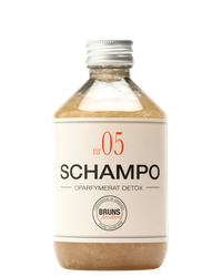 BRUNS - Schampo nr. 05 - Oparfymerat DETOX